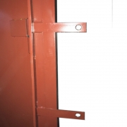 Ворота противопожарные EI30