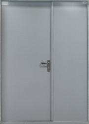 Противопожарная дверь EI30 ДП-2-С-Г-2П(Л)-Рп-пл