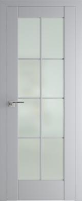 101U Манхеттен Матовое стекло (экошпон)