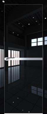 11LK Черный люкс (экошпон глянец)