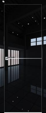 12LK Черный люкс (экошпон глянец)