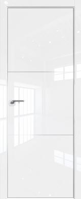 2LK Белый люкс (экошпон глянец)