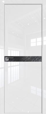 45VG Белый глянец камень Blanco slate (экошпон глянец)