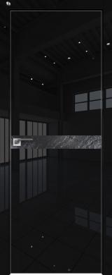 45VG Черный глянец камень Blanco slate (экошпон глянец)