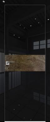 4VG Черный глянец камень Dark Spruce (экошпон глянец)