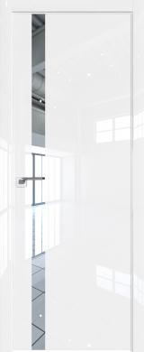 6LK Белый люкс (экошпон глянец)