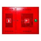 Шкаф пожарный Ш-ПК-О-1/50-В(Н)-О(Г)