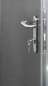 Противопожарная дверь EI60 ДП-1-С-Г-1П(Л)-Рп-пл