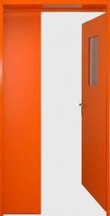 Дымонепроницаемая деревянная дверь ДВ3(5)ДДГ(О/Ч)П