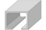 Направляющая 3м (верхняя)